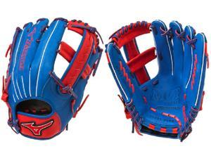 "Mizuno GMVP1250PSES4 12.5"" Royal / Red MVP Prime SE Softball Glove New!"