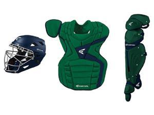 Easton Mako LLWS Catcher's Set Kelly Green / Navy Intermediate Fits Ages 13-15