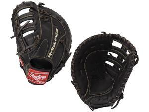 "LHT Lefty Rawlings 6SC18FM 13"" Revo Solid Core 650 Series First Base Mitt New!"