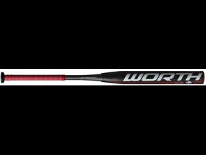 2016 Worth SBL22B 34/25 Legit 220 USSSA Balanced Greg Connell Softball Bat New!