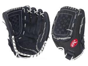 "Rawlings R140BGB 14"" Renegade Series Slowpitch Softball Glove New With Tags!"