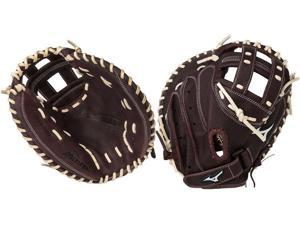 "2017 Mizuno GXS90F2 34"" Franchise Fastpitch Series Softball Catchers Mitt New!"