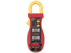 Amprobe ACD-14TRMS Plus 600A Clamp-On Multimeter with Dual Display with TRMS