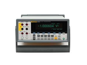 Fluke 8845A 6.5 Digit Precision Multimeter, 35PPM, VDC Accuracy to 0.0035 %, 100 ?A to 10 A Current