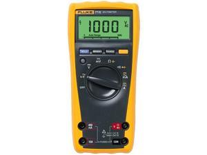 Fluke 77-4 Automotive Digital Multimeter, 1000 V CAT III and Cat IV 600 V safety standards