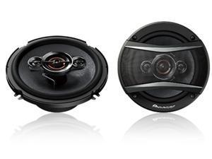 "Pioneer TS-A1676R 6-1/2"" 3-way Car Speaker Pair (TS-A1676R)"