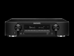Marantz NR1606 7.2 Full 4K Ultra HD A/V Receiver With Wi-Fi/Bluetooth