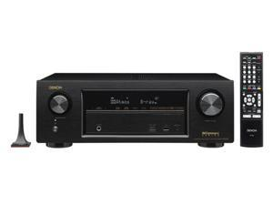 Denon AVR-X1300W 7.2 In-Command Receiver w/ Bluetooth Wi-Fi, HDCP 2.2/HDMI 2.0a
