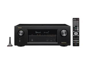 Denon AVR-X2300W 7.2 In-Command Receiver with Bluetooth, Wi-Fi, HDCP 2.2/HDMI 2.0a