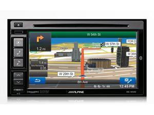 Alpine INE-W940 CD/DVD GPS Receiver