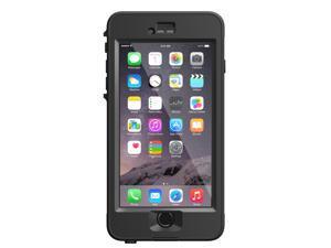 "LifeProof iPhone 6 Case(4.7"" Version) - Nuud Series - Black (Black/Black)77-51111"