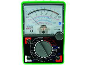 VELLEMAN AVM360 ANALOG MULTIMETER