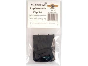 Eagle Eye Body Cam Replacement Clips (2 Clip Set)