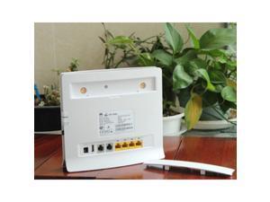 Huawei B593s-22 Unlocked150M 4G LTE FDD TDD WLAN CPE Wireless Router (White)