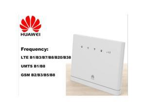 Huawei B315s-607 Sealed 4G FDD 800/900/1800/2100/2600Mhz TDD 2600Mhz Router (White)