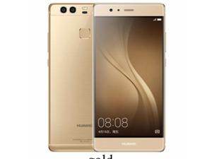"Original Huawei P9 4G LTE Mobile Phone Kirin 955 Octa Core Android 6.0 5.2"" FHD 1080P 3GB RAM 32GB ROM 12.0MP Camera  Gold"
