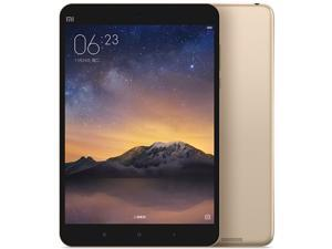 Xiaomi Mipad 2 Windows 10 64GB Tablet PC Mi Pad 2 7.9 inch 2048X1536 Intel Atom X5 Z8500 2GB RAM 8MP 6190mAh Full Metal Body Cell Phone (Gold)