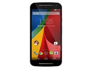 OpenBox Motorola Moto G 2nd generation Unlocked Cellphone, 8GB, Black