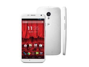 "Motorola MOTO X XT1060 1st Gen 16GB ""Factory Unlocked"" Black Verizon Smartphone White"