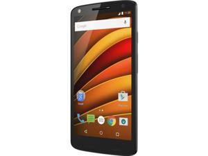 Motorola Moto X Force 32GB Black Smartphone Android 21MP AMOLED 3GB RAM Genuine Black