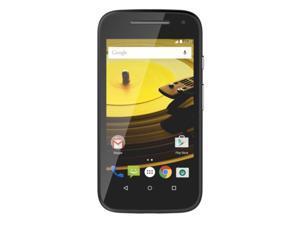 Motorola MOTO E 2nd XT1511 8GB Unlocked GSM 2nd GEN. 5 MP Quad-Core Android Smartphone - Black