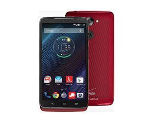 "Motorola Droid Turbo XT1254 32GB Verizon & GSM ""Factory Unlocked"" LTE Smartphone Red"