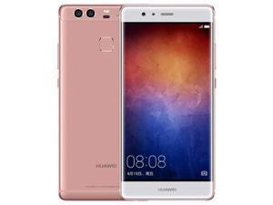 Original Huawei P9 Plus VIE-AL10 4GB RAM 64GB ROM Cell Phone Android 6.0 Kirin 955 Octa Core 5.5 inch Dual SIM LTE 12.0MP Rose Gold