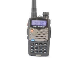 BaoFeng Black UV 5RA VHF/UHF Ham Two Way Radio Dual-Band Transceiver Walkie Talkie