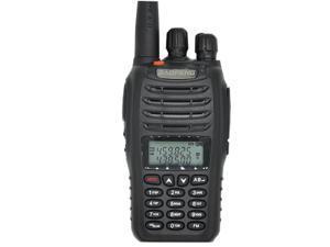 Baofeng UV-B5 Black portable  Professional FM transceiver long range wireless Dual Band dual display Walkie Talkie