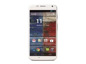 Motorola MOTO X XT1058 16GB Unlocked GSM 4G LTE Android Cell Phone - White (Fast Ship From US)