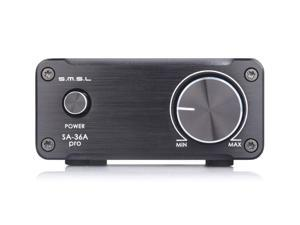 SMSL SA-36A Pro HiFi Integrated Mini Digital Stereo Audio 20W*2 PC Amplifier Class D AMP