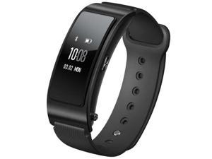 Huawei TalkBand B3 Bluetooth Smart Sport Bracelet Compatible Smart Mobile Phone Device Wristbands (Black)