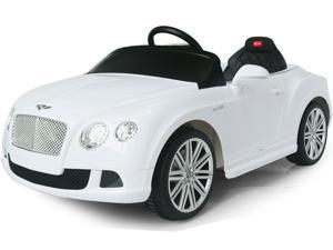 Rastar Bentley GTC 12v White (Remote Controlled)