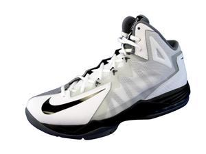 Nike Air Max Stutter Step 2 Basketball Sneaker White/Black-Cool Grey Shoe