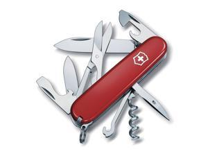 Victorinox CLIMBER RED Swiss army knife. NEW boxed