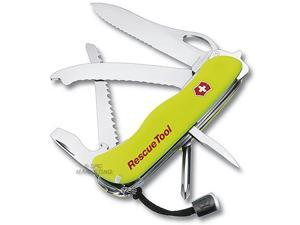 Victorinox RESCUE TOOL emergency Swiss army knife. New