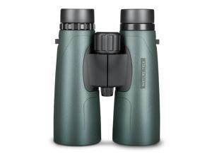 Hawke Nature Trek Binoculars - BAK 4 Roof Prism - 10x50 Green - latest version