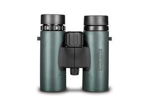Hawke Nature Trek Binoculars - BAK 4 Roof Prism - 8x32 Green - latest version