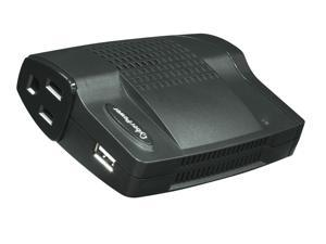 CyberPower CPS160SU-DC Mobile Power Inverter 160W with DC Out and USB Charger - Slim line
