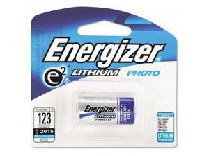 CR123 Advanced Photo Lithium Battery Retail Pack - Single