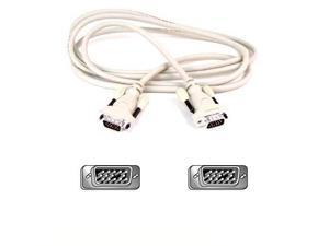 Belkin Cable VGA HD DB15 male>male 3m
