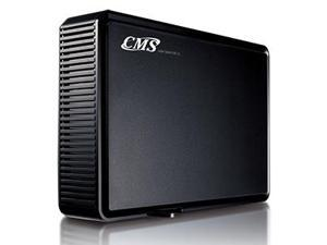 "CMS Products ABSplus 2 TB 3.5"" External Hard Drive"