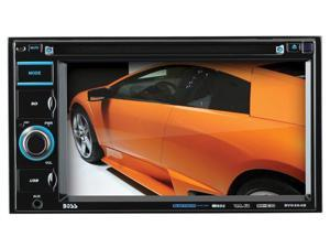 "Boss Audio Boss 6.2"" DDin Receiver Bluetooth DVD/CD/MP3 USB/SD Front Aux"