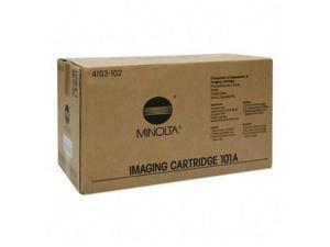 Konica-Minolta 4153-102  101A OEM Imaging Unit: Black Yields 7,000 Pages