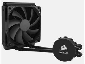 CORSAIR Hydro Series CW-9060013-WW H90 140mm High Performance Liquid CPU Cooler