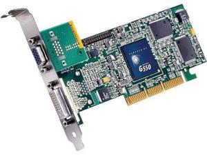 Matrox G55+MDHA32DSF Video Card
