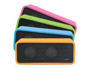 Supersonic SC-1366BT BLUE Rechargeable Portable Bluetooth(R) Speaker (Blue)