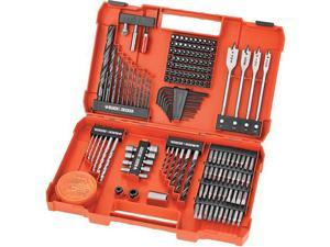 Black and Decker Black & Decker 201-Piece Accessory Set