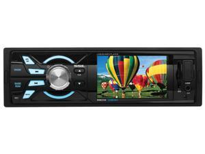 "Sound Storm Laboratories Soundstorm 3.2"" Single Din Digital Media Receiver USB/SD Remote"