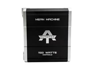 Autotek Mean Machine 2Ch. 1100w Amplifier